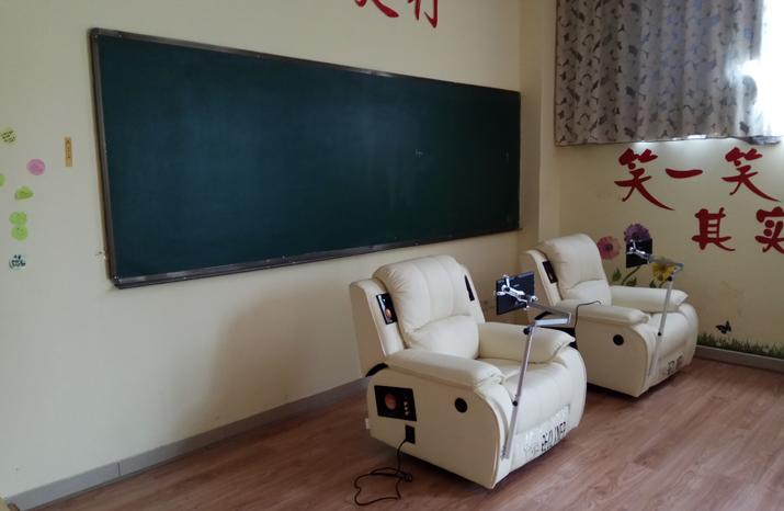 四川西昌一中心理咨询室