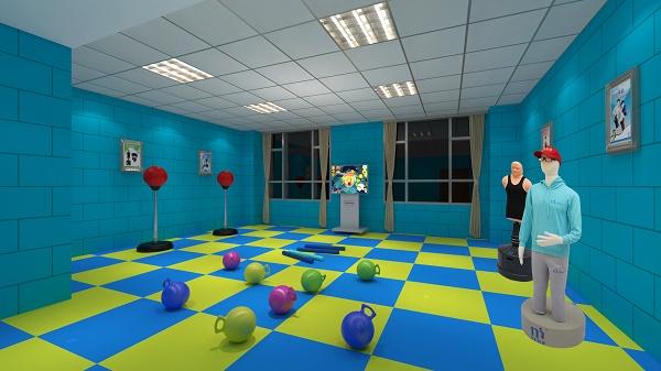 心理咨询室建设的环境布置